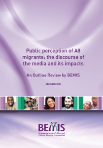 Pub;ic perception of A8 migrants
