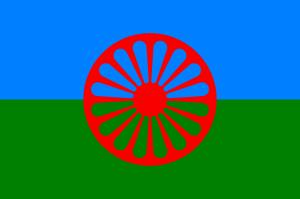 Rom flag