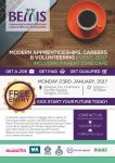 Modern Apprenticeships, Careers & Volunteering Event 2017