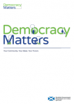 Democracy Matters: Local Governance Review
